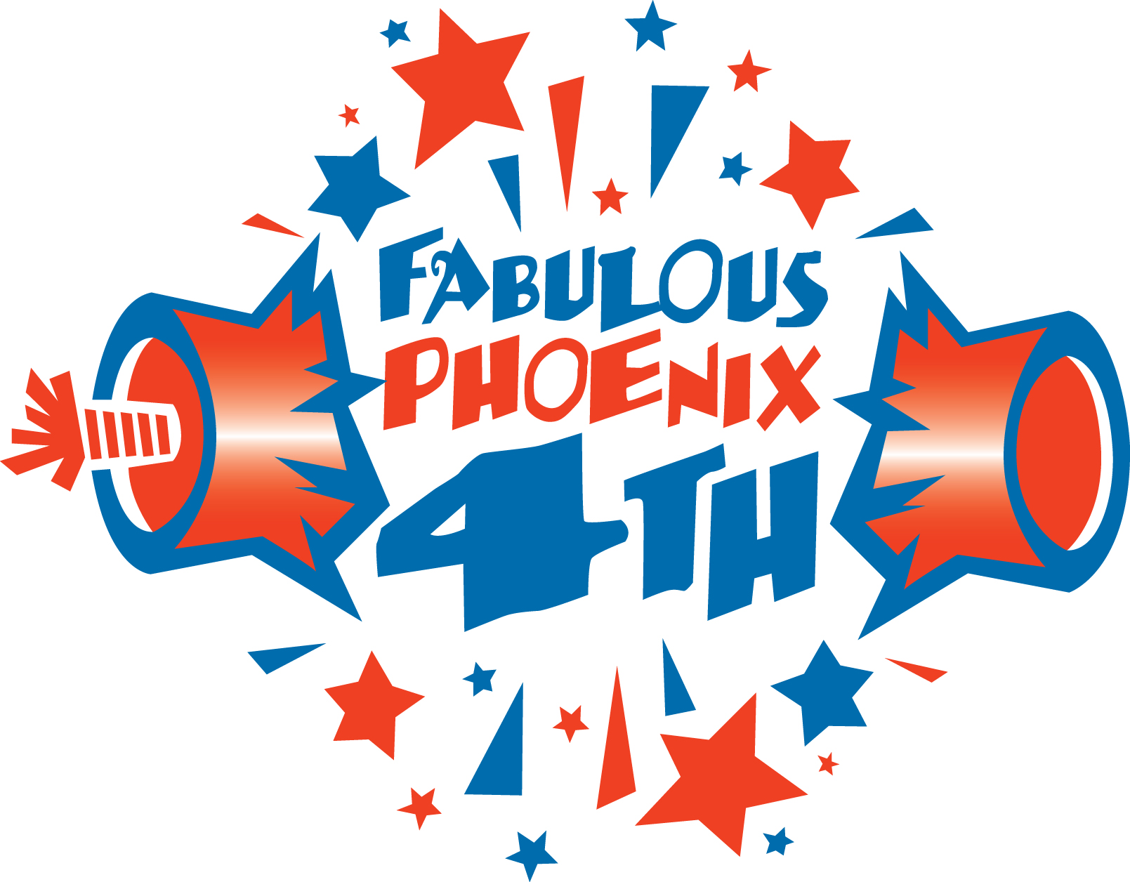 Fabulous Phoenix 4th Logo