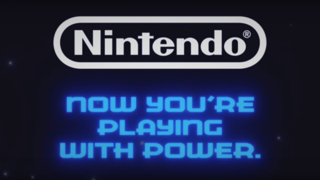 Nintendo Playing With power