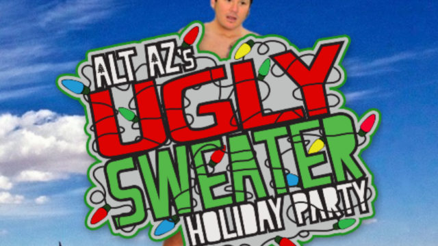 Tom ugly sweater